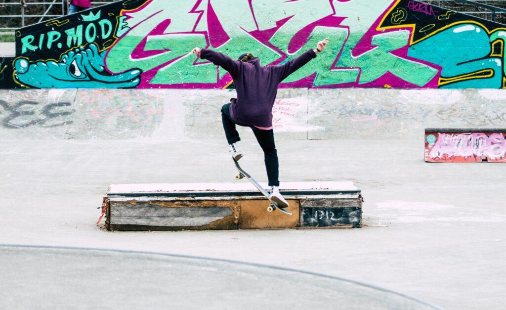 skateboarder glasgow