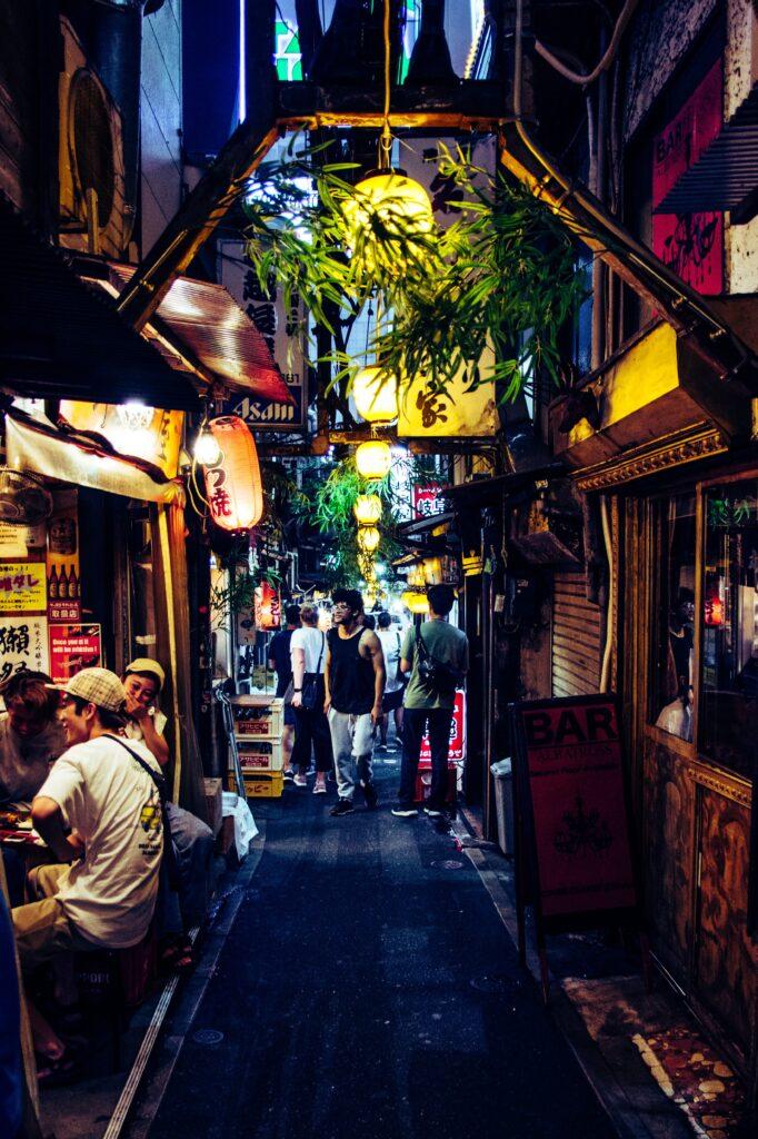 piss alley shinjuku