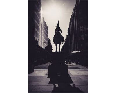 duke of wellington silhouette