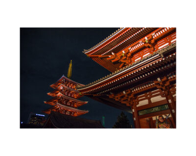 sensoji temple asakusa japan